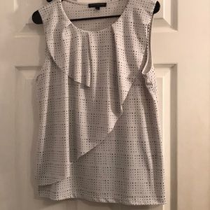 Banana Republic Factory Sleeveless Blouse
